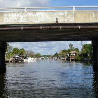 Richland Ave bridge, Мерритт-Айленд