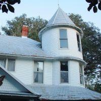 1910 Simonton house, Micanopy (1-2009), Миканопи