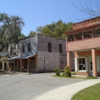 Frozen in time, Micanopy, Florida (3-2006), Миканопи