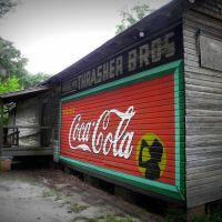 Micanopy Historical Museum - Period Coca-Cola Signage, Миканопи