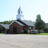 New Teamon Baptist Church, Нома