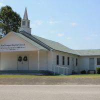 New Prospect Baptist Church - Hartford, Нома