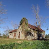 abandoned Cracker house, Noma Fla (1-2-2012), Нома