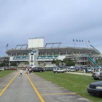 Miami Dolphins Stadium, Норвуд