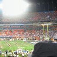 2006 Orange Bowl PSU vs. FSU (Land Shark Stadium), Норвуд