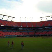 Florida Marlins - Dolphins Stadium, Норвуд