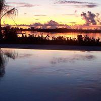 Sunrise View of Indian Creek & Bay Harbor, Норт-Майами