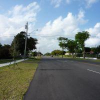 Esta es la 15 Ave NE cerca de calle 174, N. Miami Beach, Норт-Майами-Бич