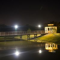 North Port Walk Bridge on Sumter Blvd, Норт-Порт