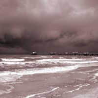 Storm Front, Норт-Редингтон-Бич