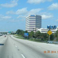 95 EM DIREÇÃO A MIAMI-FLORIDA-EUA, Норт-Эндрюс-Гарденс