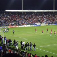 18-01-09: Honduras 2 Chile 0, Норт-Эндрюс-Гарденс