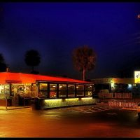 Dixie Pig, N.Carolina style bbq.S.Florida landmark for 35 years., Норт-Эндрюс-Гарденс