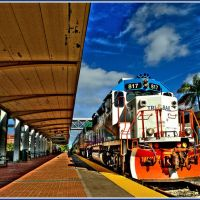 Tri Rail, Cypress Creek Station, Норт-Эндрюс-Гарденс