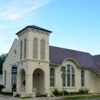 Newberry First Baptist Church, Ньюберри