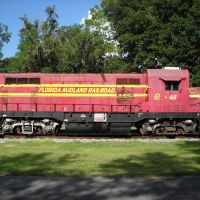 FWCR Engine # 65, Newbery, Fl, Ньюберри