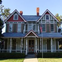 1888 Gary house, stick style, Ocala Fla (10-2-2011), Окала