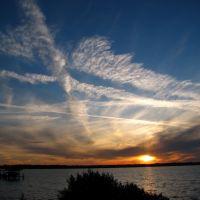 Sunset; Oldsmar, FL, Олдсмар