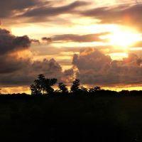 sunset after the storm, bradenton, fl, Онеко