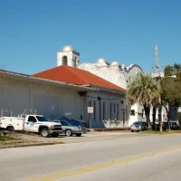 Amtrak Station at Orlando, FL, Орландо