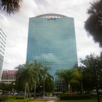 PNC Company office near Lake Eola Park, Orlando, FL, Орландо