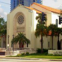St James Catholic Cathedral, Orlando, FL, Орландо