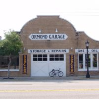 Ormond Garage, not the famous one it was torn down (8-29-2011), Ормонд-Бич