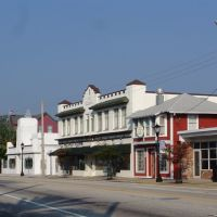 historic downtown Ormond Florida (8-29-2011), Ормонд-Бич