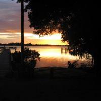 Osprey public pier, Оспри