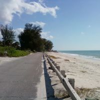 Private 2nd Beach on North Casey Key - Looking South, Оспри