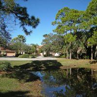Osprey, FL, Oak Road, Оспри