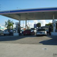 Gas Station, Пайнвуд