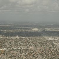 Miami, air view, Пайнвуд