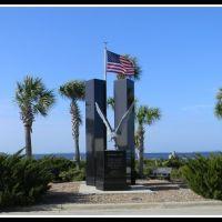 9/11 Memorial at the marina Panama City, Fla, Панама-Сити