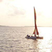 Sailing, Паркер