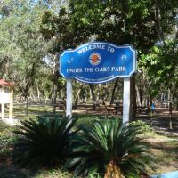 Under the Oaks Park, Паркер