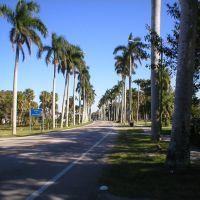 Main Street, Pahokee, FL, Пахоки