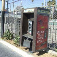 Телефонная будка-США-Голливуд, Пемброк-Парк