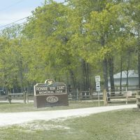 Park in Green Cove Springs, Florida, Пенни-Фармс