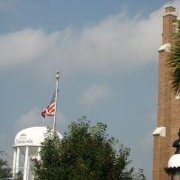 Pensacola skyline, Пенсакола