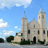 St. Joseph Catholic Church, Пенсакола
