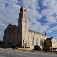 First Baptist church, North Hill, Pensacola (12-30-2011), Пенсакола