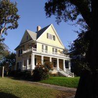 late Victorian house, North Hill, Pensacola (12-30-2011), Пенсакола