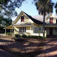 panoramic of vicotorian property, North Hill, Pensacola (12-30-2011), Пенсакола
