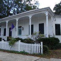Victorian Cottage, Seville Quarter, Pensacola Fla (12-30-2011), Пенсакола