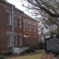 old Taylor County Jail- Perry FL, Перри