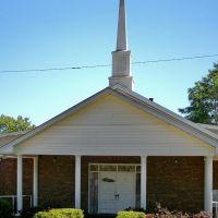 "2009 Along Florida US 98 ""Church"", Перри"