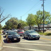 "2009 Along Florida US 19 ""Perry intersection"", Перри"