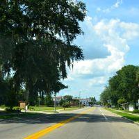 South Jefferson Street in Perry, FL, Перри
