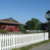Historic Perry Station, Перри